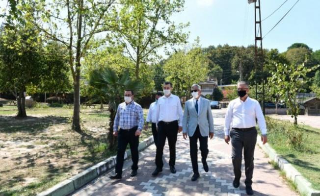 Bursa Tümbüldek Kaplıcalarına termal yatırım müjdesi