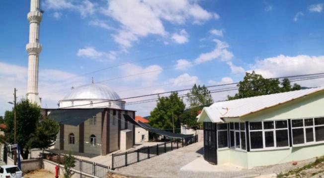 Camilere Osmangazi desteği