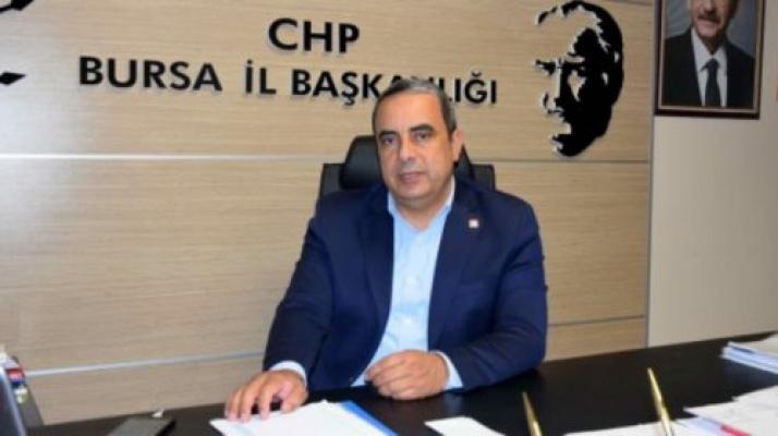 CHP Bursa'dan peynir ithaline isyan!