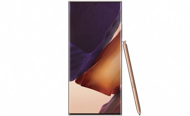 DisplayMate, Galaxy Note20 Ultra'ya En İyi Akıllı Telefon Ekranı Ödülü'nü verdi