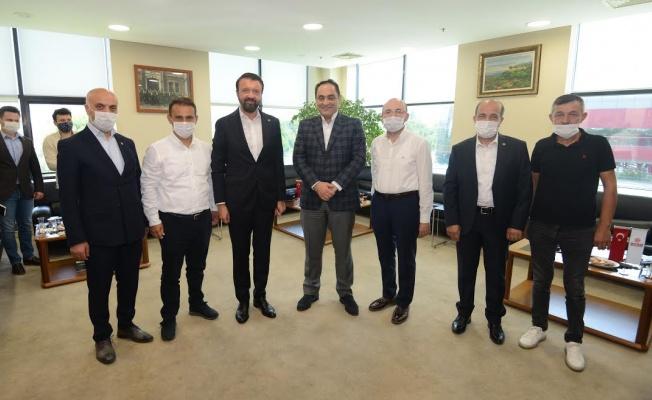 İran, İşbirliği İçin Bursa'ya Geldi