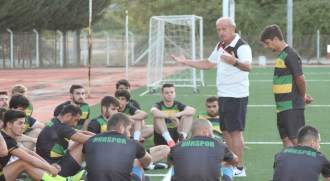 Orhangazi Hürspor'da hedef şampiyonluk