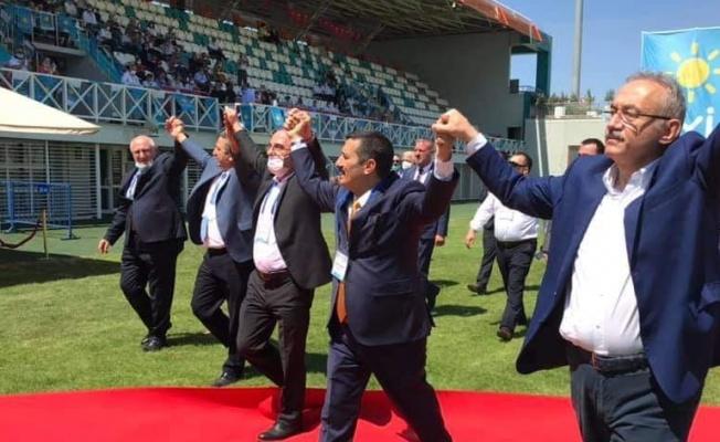 Selçuk Türkoğlu İyi Parti Bursa İl Başkanı oldu