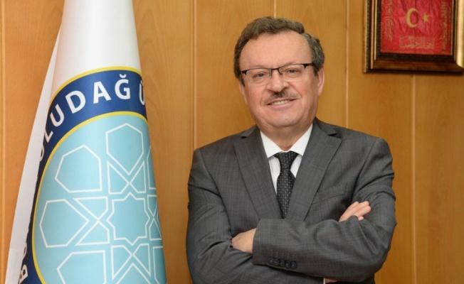 Uludağ Üniversitesi Rektörü Kılavuz'dan yeni öğrencilere mesaj var!