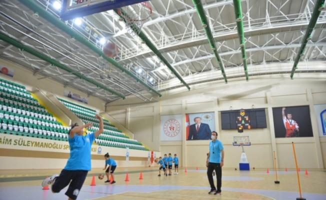 Yıldırım Belediyespor, geleceğin şampiyonlarını hazırlıyor