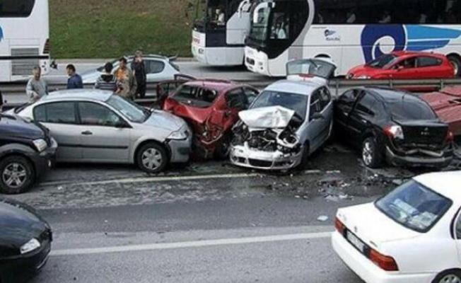 2020 yılında rekor trafik kazası gerçekleşti