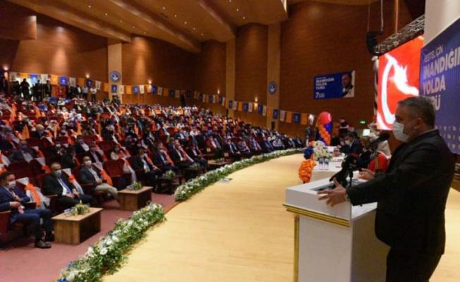 AK Parti'nin Bursa'daki 3 ilçe kongresi daha tamamlandı