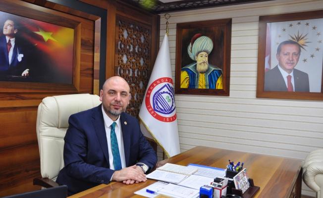 Başkan Aydın: ''Orhangazimizin kurtuşulunun 98. yılı kutlu olsun''