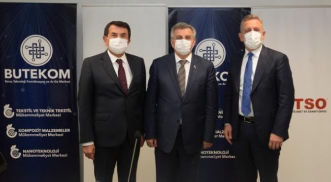 Başkan Burkay: TEKNOSAB'ı 4 yılda yatırıma hazır hale getirdik