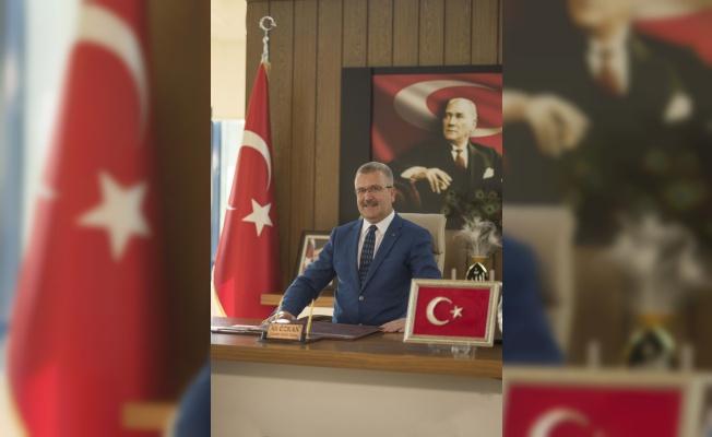 Başkan Özkan'dan 'kurtuluş günü' mesajı