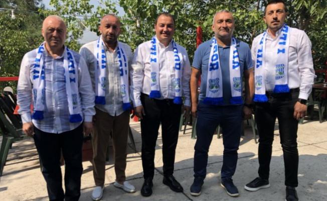 """Başkan Senal: """"Bursaspor bizden her zaman futbolcu alabilir"""""""