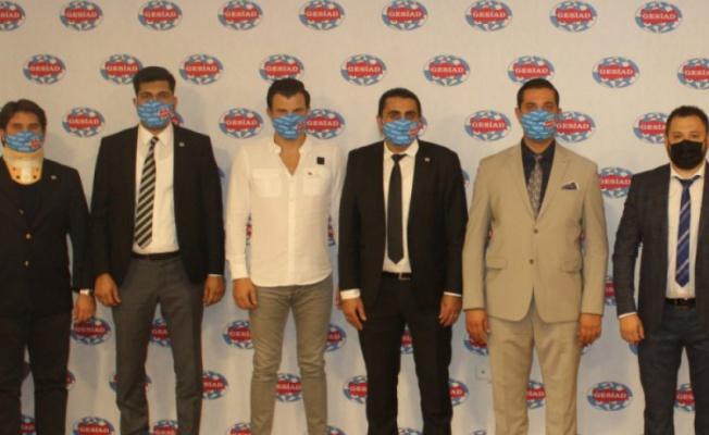Bursa'da GESİAD'a 8 yeni üye