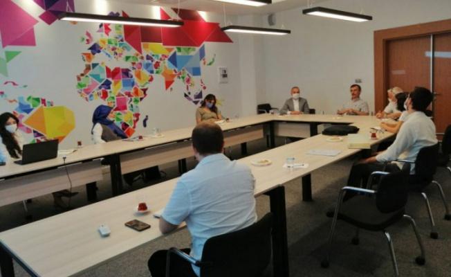 Bursa'da KOSGEB destekleri anlatıldı