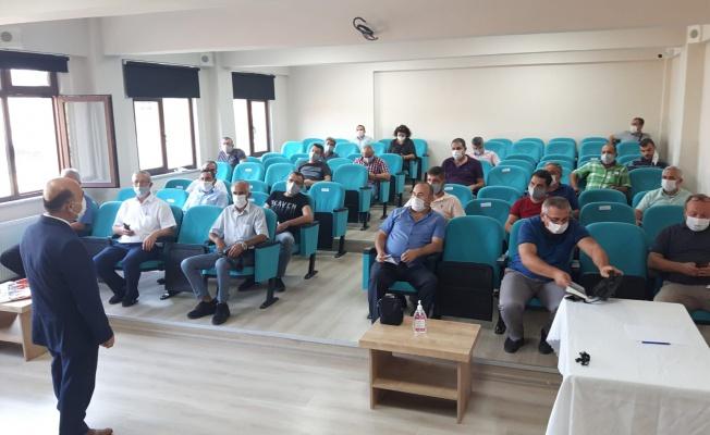 Bursa'da  'Okul Servis Araçlarında Hijyen Uygulaması' başladı