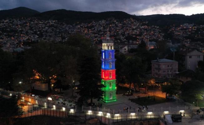 Bursa'dan Azerbaycan'a tam destek!