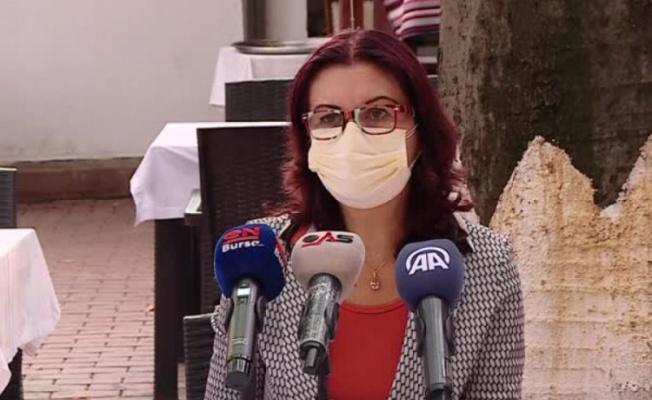 """Bursa Milletvekili Karabıyık: """"Sağlık çalışanlarının haklı taleplerini destekliyoruz"""""""