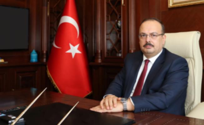 Bursa Valisi Canbolat'tan '19 Eylül Gaziler Günü' mesajı
