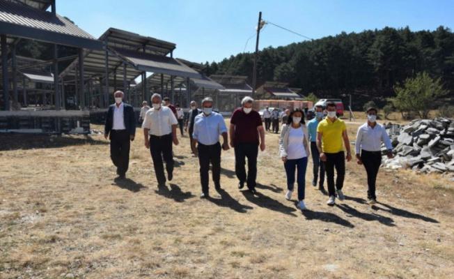 CHP Bursa'da Kocayayla tepkisi