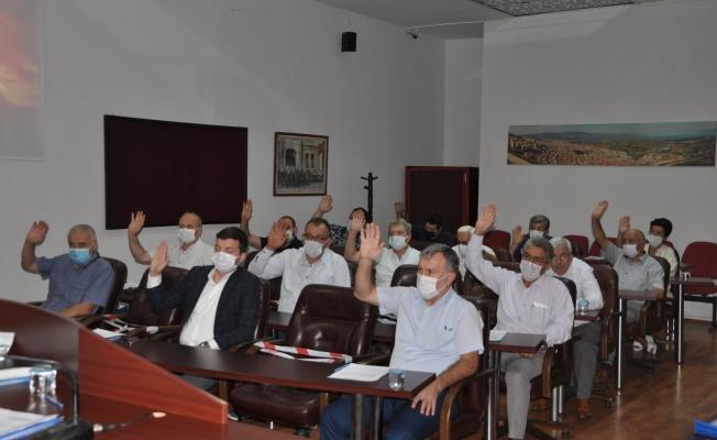 Orhangazi'de Meclis Toplantısı İkinci Birleşimi Tamamlandı