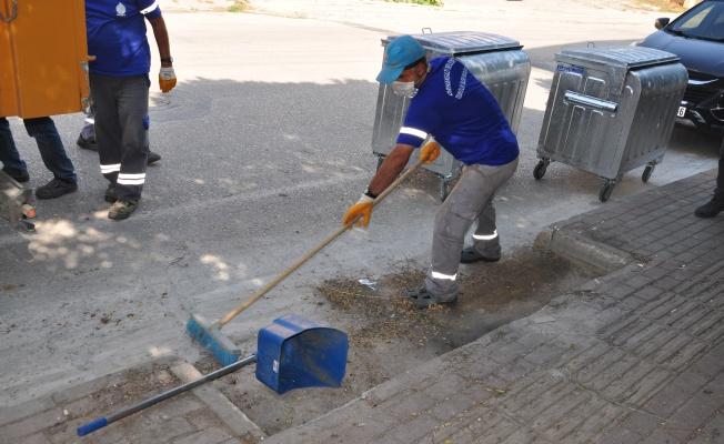 Orhangazi'den temizlik atağı