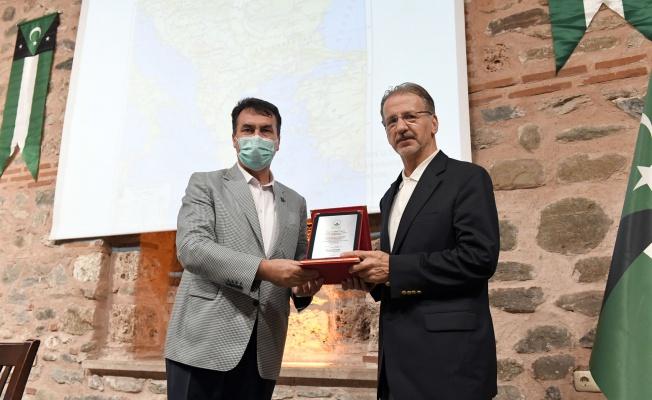 Osmangazi'de Batı Trakya söyleşisi