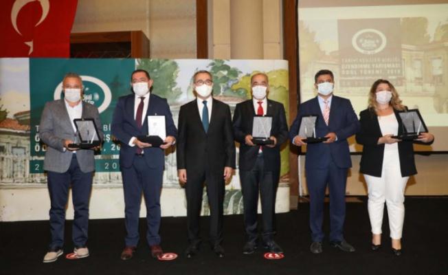 Tarihi Kentler Birliği Süreklilik Ödülü Mudanya'nın oldu