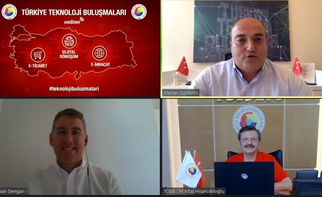 TOBB VE VODAFONE'DAN KOBİ'LERE ÖZEL E-TİCARET DESTEĞİ