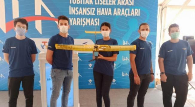 Tophane Mesleki ve Teknik Anadolu Lisesi, Bursa'ya dereceyle döndü