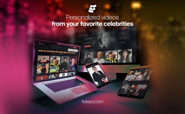 Ünlüler ile hayranlarını buluşturan Fideyo, TechOne ve twozero Ventures'tan ilk yatırımını aldı