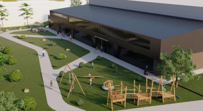 Yıldırım'da Mimarsinan Spor Kompleksi yenileniyor