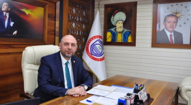 Başkan Aydın'dan 21 Ekim Dünya Gazeteciler Günü mesajı