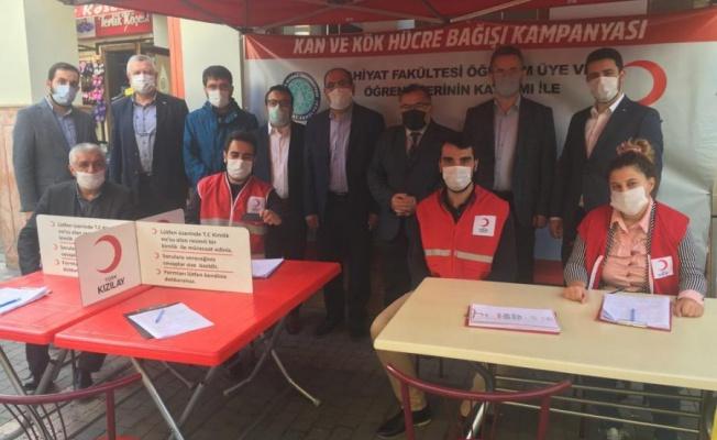 Bursa'da azalan kan stokları için örnek işbirliği