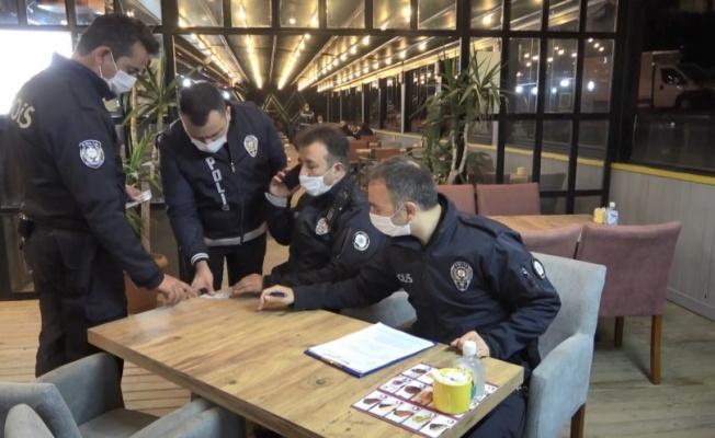 Bursa'da 532 bin 800 TL 'maske' ve 'sosyal mesafe' cezası!
