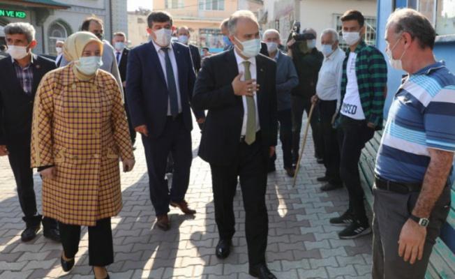 Bursa'da dağ yöresine nitelikli tarım desteği