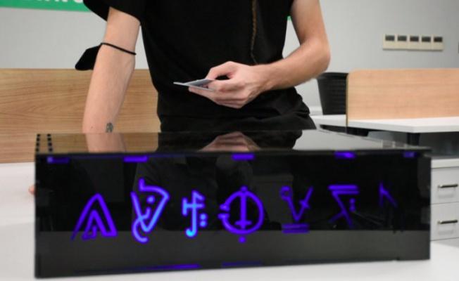 Bursa'da dijital masa oyunu prototipi yapıldı