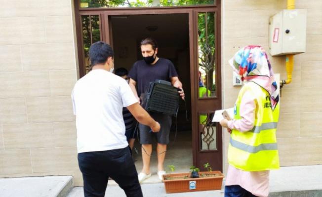 Bursa'da geri dönüşüme 'Yıldırım' katkı