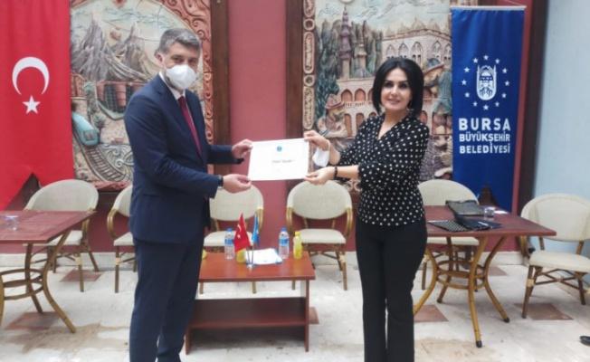 Bursa'da Kültür Akademisi yeni döneme hazır