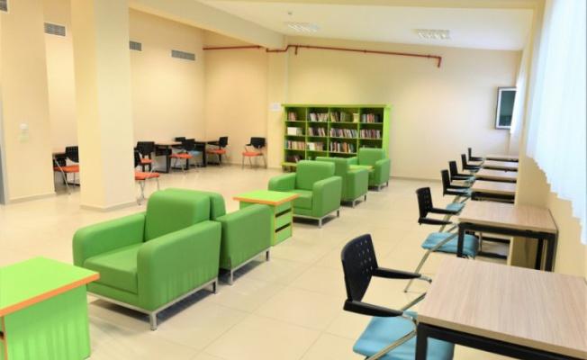 Bursa'da Naim Süleymanoğlu'na kütüphane