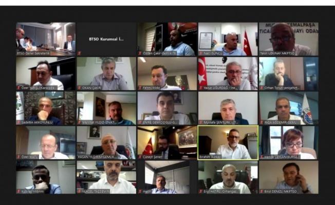 Bursa'da Ortak Akıl Toplantısı