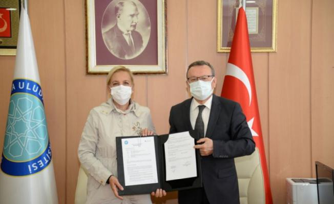 Bursa'da üniversite-Sanayi işbirliğine yeni halka