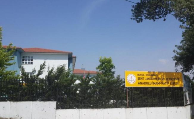 Bursa'daki 3 okula hibe desteği