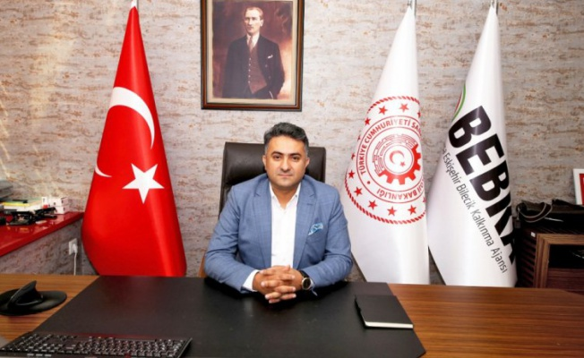 Bursa Eskişehir Bilecik Kalkınma Ajansı'nda görev değişimi