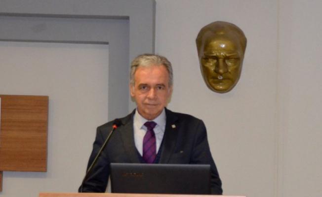 Bursa Makina Mühendisleri Odası Başkanı'ndan Cumhuriyet Bayramı mesajı