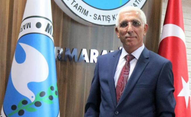 Bursa Marmarabirlik'te ortaklardan yüksek rekolte beyanı