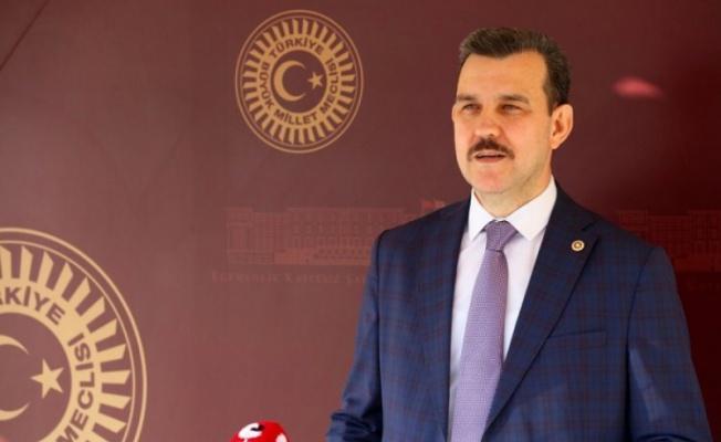 Bursa Milletvekili Esgin Meclis'te CHP'ye yüklendi