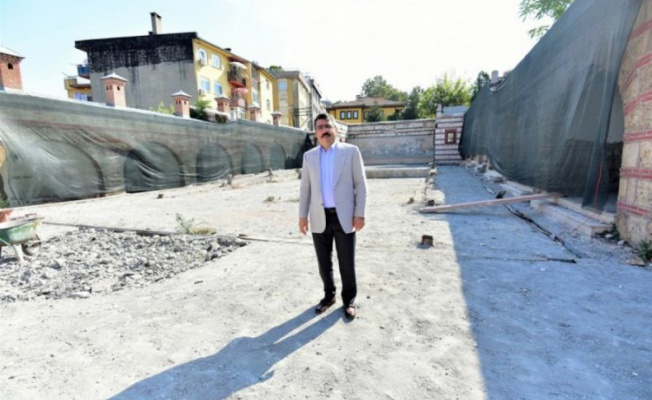 Bursa Mollayegan'da çocuk sesleri yankılanacak