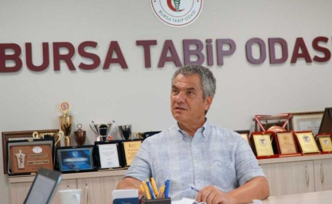 Bursa Tabip Odası Başkanı: 'Birinci basamak' güçlendirilmeli