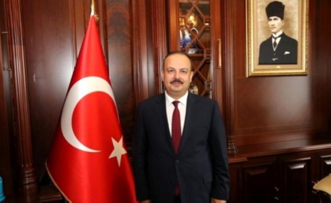 Bursa Valisi Canbolat'tan 'Kızılay Haftası' mesajı