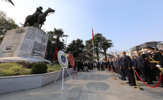 Bursa'yı Cumhuriyet coşkusu sardı