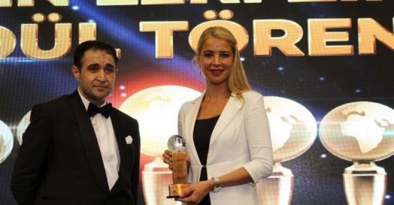 Bursa'ya anlamlı ödül